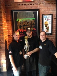 Burger Battle Winners 02-04-14