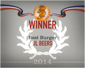 2014 HPR Best Bets - Best Burger
