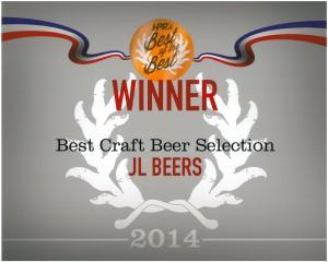 2014 HPR Best Bets - Best Craft Beer Selection