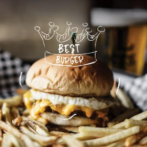 Fargo Monthly 2016 Flavor Awards - Best Burger Humpty Dumpty