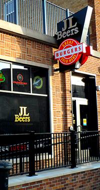 Bismarck JL Beers Location
