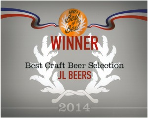 2014 HPR Best Bets - Best Craft Beer Selection